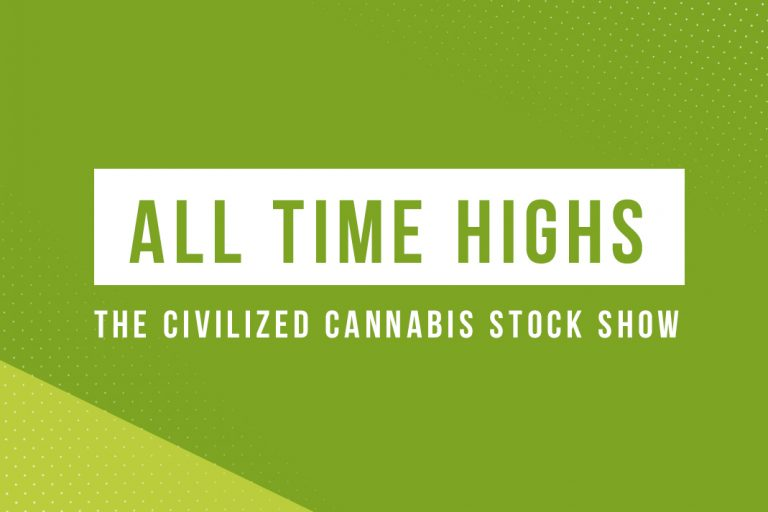 All Time Highs (March 5, 2019): Martha Stewart/Canopy Deal & Cannabis Tourism