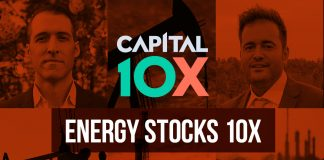 Energy Stocks 10X