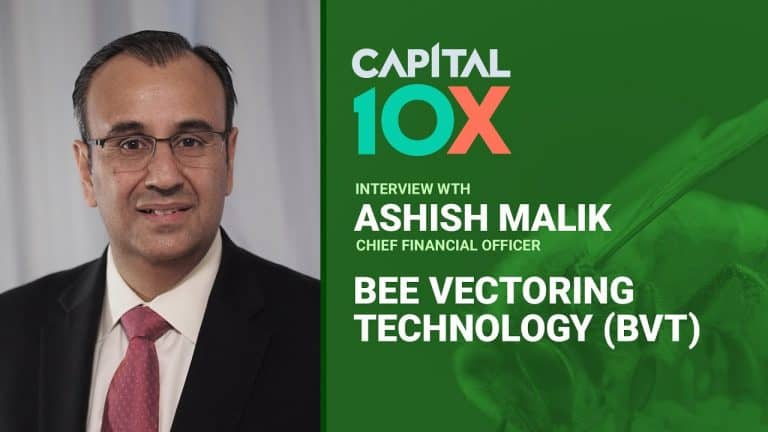 Bee Vectoring Technologies CEO Discusses 2020 Outlook