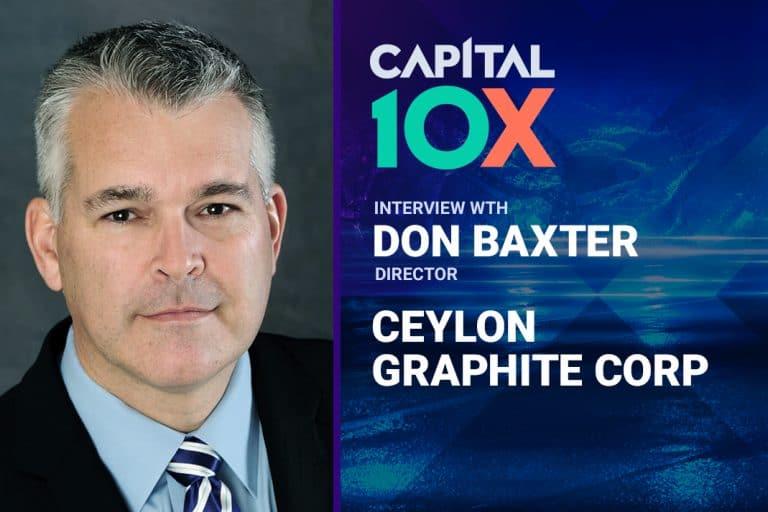 Metals X Money: Interview with Ceylon Graphite