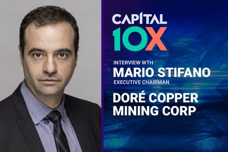 Metals X Money: Interview with Dore Copper