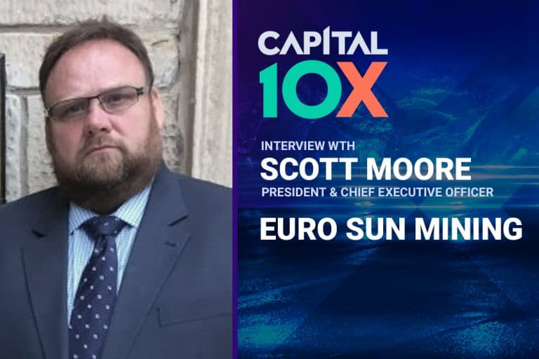 Metals X Money: Interview with Euro Sun Mining