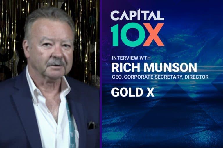 Metals X Money: Interview with Gold X