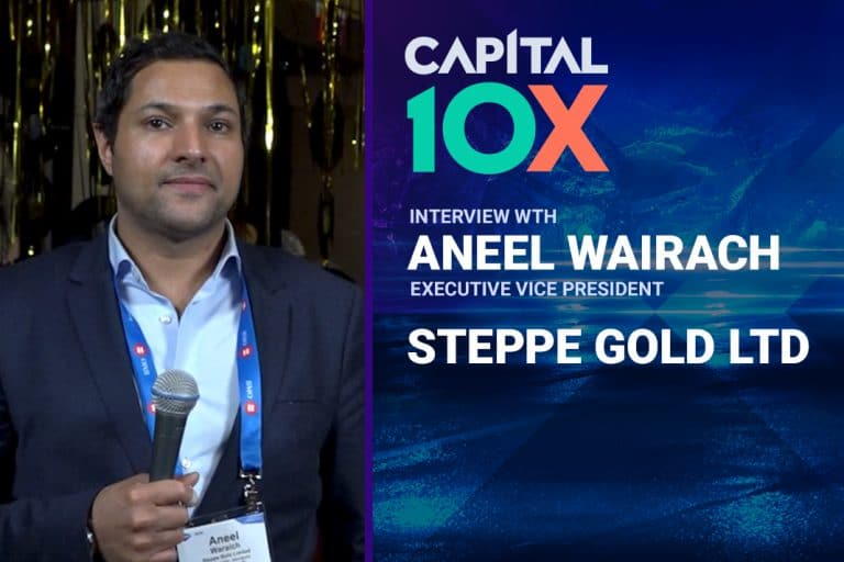 Metals X Money: Interview with Steppe Gold