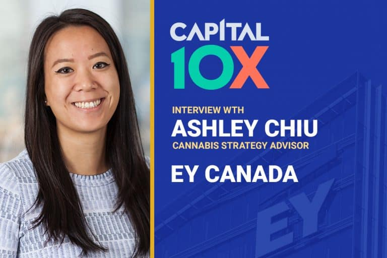 EY Canada's Cannabis Strategy Advisor Discusses All Things Cannabis